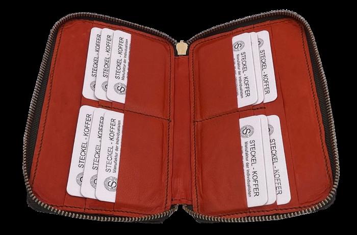 Smart Wallet Grün 3
